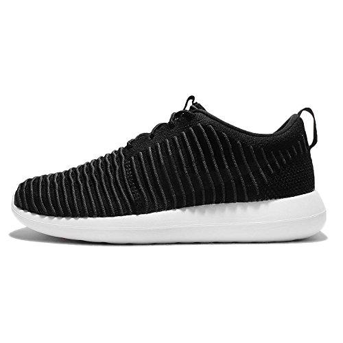 NIKE Roshe white Two volt Running Mens Flyknit Grey Black Dark Shoes pr5Upqxw