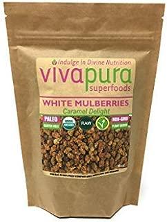 product image for Vivapura, Mulberries White, 8 Ounce