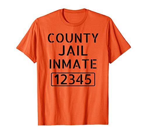 Orange County Halloween Bars (Halloween Funny Inmate County Jail Prisoner Costume DIY)