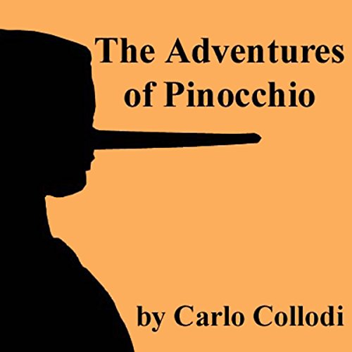 Bargain Audio Book - The Adventures of Pinocchio
