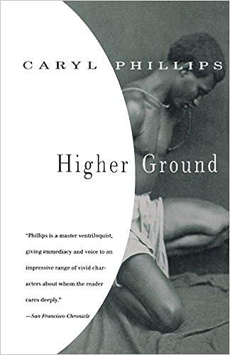 Higher Ground (Vintage International): Caryl Phillips