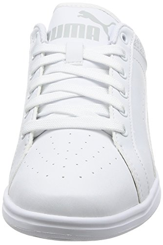 Lo Puma Zapatos Deporte Blanco Mujer Ikaz De wrEqE4t