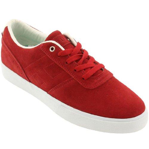 Huf Val (röd / Vit)