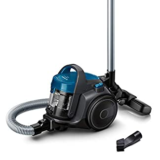 Bosch BGC05A220A Clean´n beutelloser Bodenstaubsauger (platzsparend, einfaches Entleeren, sehr leicht, 700 Watt) grau 6