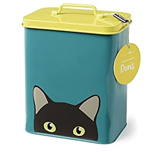 Burgon and Ball Creaturewares Cat Pet Tin GCR/CAT