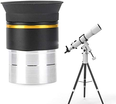 Simlug Plossl Telescope 1.25 Inch Full Coated HD Plossl 4mm Telescope Eyepiece Telescopes Accessory