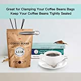 Food Clips Bag Sealing Clips, 10-Pack, Newness