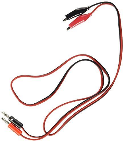 Ca High Silicone Wire (bangbang Alligator Test Lead Clip To Banana Plug Probe bangbangble 90cm)