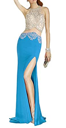 GoDressy Lace Prom Dresses 2017 Long Evening Gowns for Women Formal