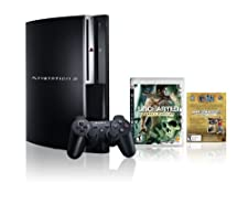 Playstation 3 160 GB Uncharted: Drake's Fortune Bundle