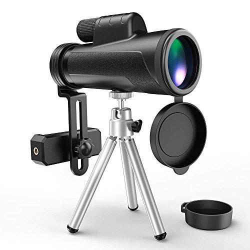 Learn More About 12x50 Monocular Telescope,CAICO-X High Power & HD Monocular with Smartphone Holder ...