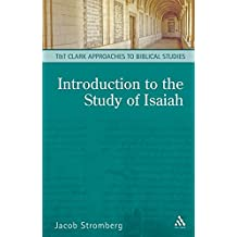 An Introduction to the Study of Isaiah