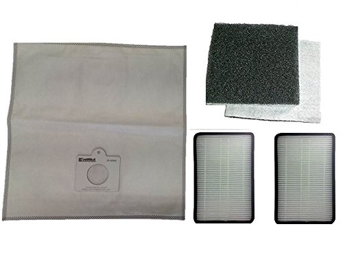 vacuum cleaner bag style q - 6