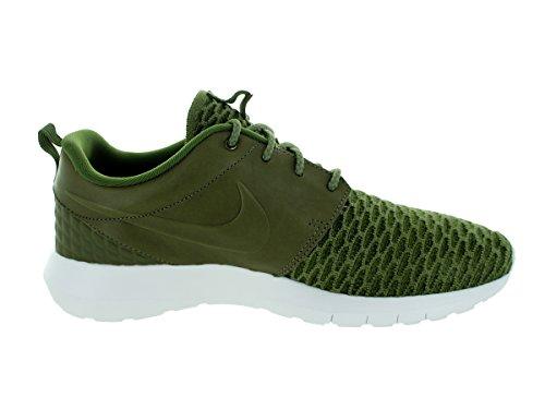 PRM NIKE Roshe Black Flyknit Nm 's Men Shoes Rough Sequoia Running Green wggXBA4