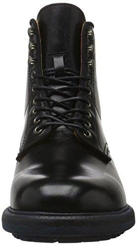 Gant Nobel, Zapatillas de Estar por Casa para Hombre Negro - Schwarz (black G00)