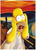 simpson merchandise - Magnets - The Simpsons - Homer Scream