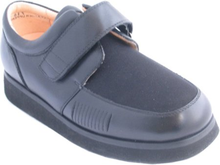 Mt. Emey Men's 718 Orthotic Shoes,Black,14 4E