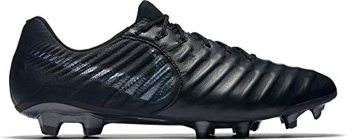 64e3b9f22 Nike Men s Soccer Tiempo Legend VII Elite Firm Ground Cleats (9.5 D US)  Black