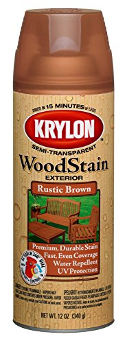 krylon-k03603000-exterior-semi-transparent-wood-stain-rustic-brown-12-ounce