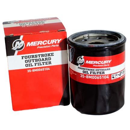 MERCURY Genuine Oil Filter - 8M0065104