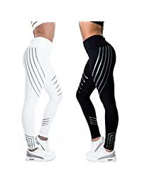 CFR High Waist Leggings Casual Dress Workout Sport Yoga Pants Ankle-Length Pants