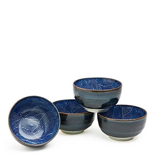 12 oz. Aranami Bowl (Set of 4) ()