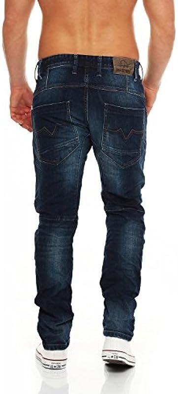 Big Seven Jayden Dark Aged Regular Fit dżinsy męskie: Odzież