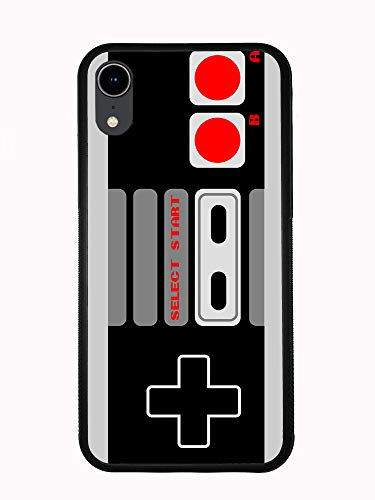 Old School Gaming Controller for iPhone XR 6.1 2018 Case Cover by Atomic Market]()