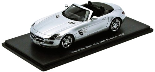 Mercedesbenz Sls Amg Roadster Diecast 1:32 Mercedes-benz Sls Amg Roadster Kit