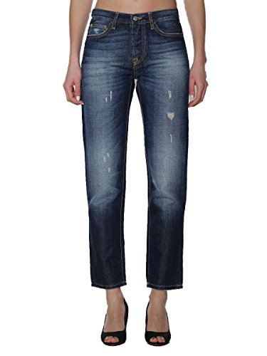 Var Femme Ines lin Unica Roger's Roy Italy in Made Jeans et Coton MainApps qPxU4ETtw
