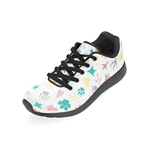 Interestprint Womens Crosstrainer Löparskor Jogging Lätta Sport Gå Atletiska Sneakers