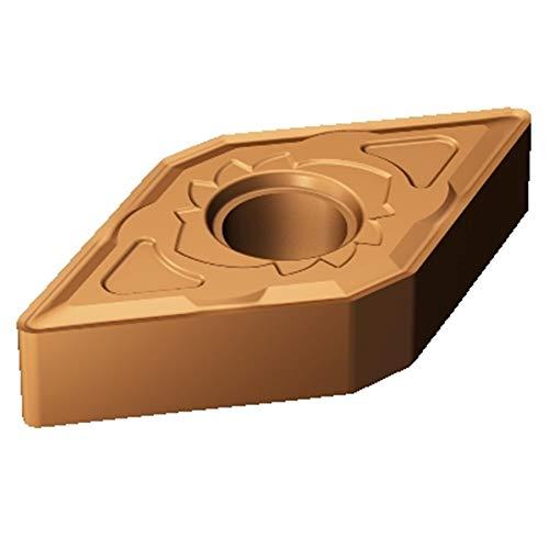 - Sandvik Coromant DNMG 331-SM 1115 T-Max P Insert for Turning, Carbide, Diamond 55 deg, Neutral Cut, 1115 Grade, (Ti, Al) N+()2O3 (Pack of 10)