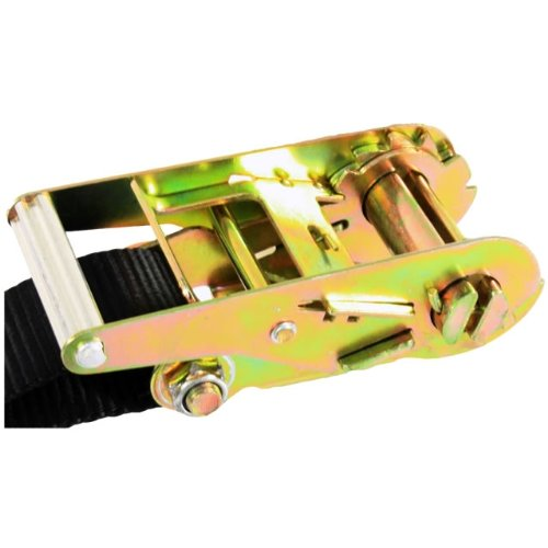US Cargo Control 2'' X 12' Auto Tie Down (Single) - with Ratchet Strap and Twisted Snap Hooks by US Cargo Control (Image #3)