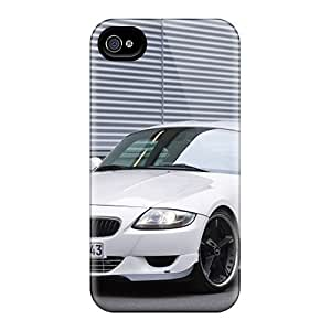 Anti-scratch And Shatterproof White Ac Schnitzer Bmw M Coupe Front Angle Phone Cases For Iphone 6/ High Quality Tpu Cases