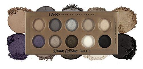 Amazon NYX PROFESSIONAL MAKEUP Dream Catcher Palette Stormy Extraordinary Nyx Cosmetics Dream Catcher Palette