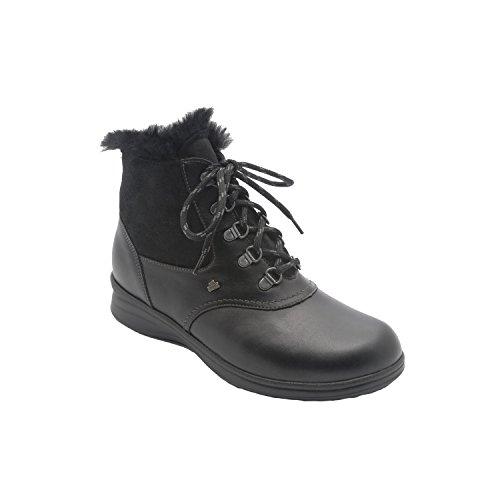 FINNCOMFORT Umbria 900934 - Botas para mujer Negro - negro