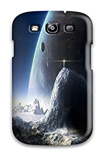 Fashion Design Hard Case Cover/ LGwRFJb6184VINMB Protector For Galaxy S3