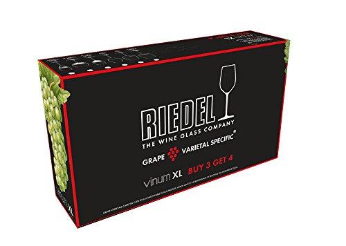 Riedel Vinum XL Pinot Noir Glass, Set of 4 by Riedel (Image #3)