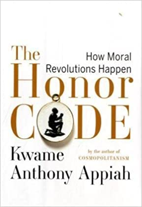 How Moral Revolutions Happen The Honor Code