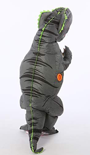 Funny Costumes T Rex Costume Inflatable Dinosaur Costume Halloween Costume