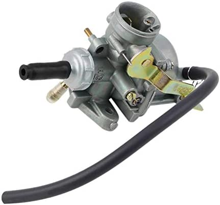 QiKun-Home Nuevo Mini carburador útil para Motocicleta Mot Carburador para K0 K1 K2 K3 ATV Motocicleta Plata