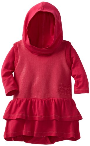 Diesel Baby Girls' Dirkb Hoodie Dress
