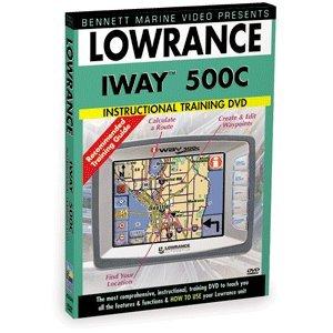 Bennett Marine Video N2343DVD DVD, Lowrance Iway 500C ()