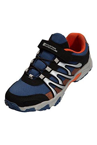 Mountain Warehouse Champion Kids Running Shoe Blau