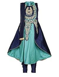 Ashwini Girl's Embroidery Salwar Suit