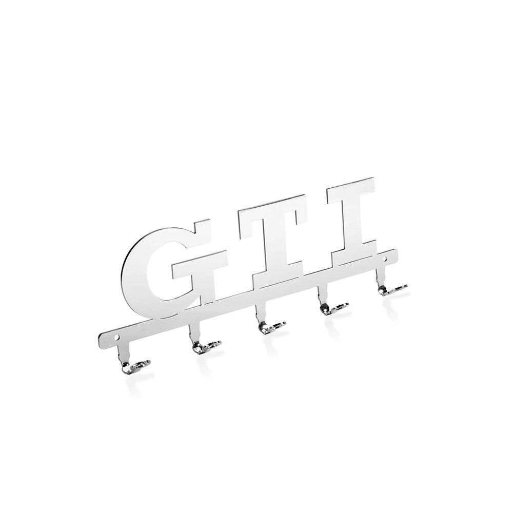 5 Haken GTI VW Schlüsselhalter Schlüsselbrett 5KA087703