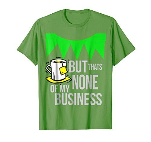 Funny Frog Meme Halloween Costume Shirt -
