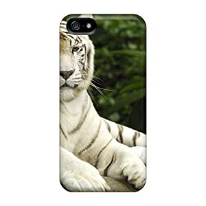 Iphone 5/5s Cases Covers Skin : Premium High Quality Tiger Panthera Tigris Singapore Cases