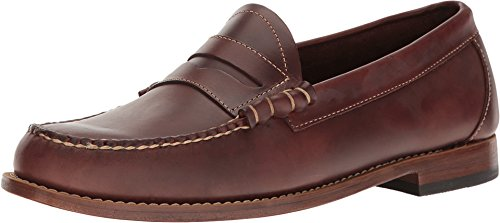 G.H. Bass & Co. Men's Larson Penny Loafer,Seahorse Leather,US 11.5 ()