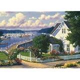 Great American Puzzle Factory Roche Harbor 1000 Piece Puzzle by Great American Puzzle Factory